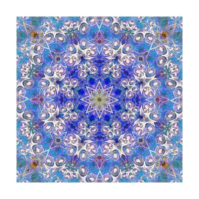 Universe Mandala IV-Alaya Gadeh-Art Print