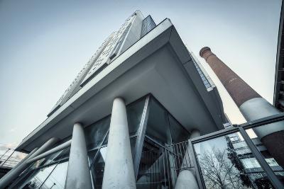 Université Architecture3-Sebastien Lory-Photographic Print