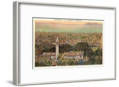 University, Berkeley, California