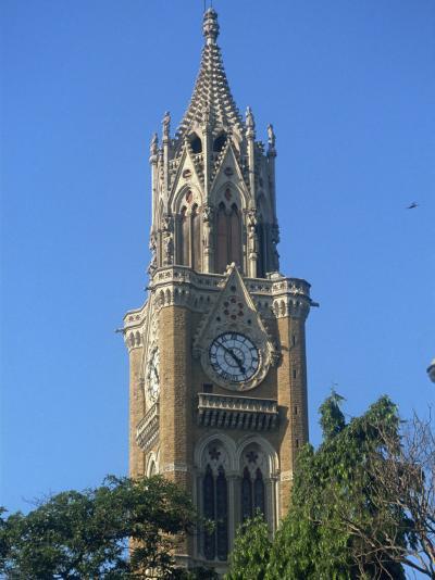 University Clock Tower, Mumbai, India-Ken Gillham-Photographic Print