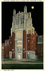 University Hospital Tower, Iowa City