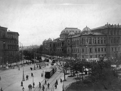University in Vienna--Photographic Print