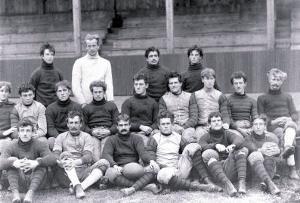 University of Pennsylvania Football Team, Philadelphia, Pennsylvania