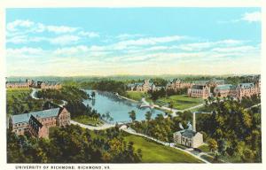 University of Richmond, Virginia
