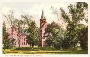 University of Vermont, Burlington