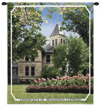University of Wisconsin Oshkosh--Wall Tapestry