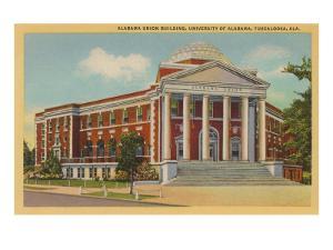 University, Tuscaloosa, Alabama