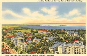 University, Views of Madison, Wisconsin