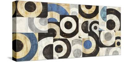 Universo circolare-Sandro Nava-Stretched Canvas Print