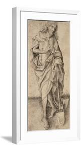 Christ as the Gardener by Unknown 15th Century German Illuminator