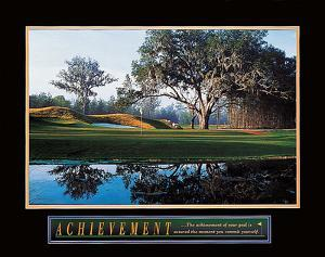 Achievement – Golf by Unknown