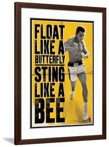 Ali – Float Like a Butterfly by Unknown