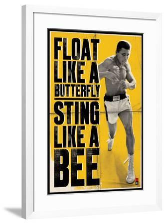 Ali – Float Like a Butterfly