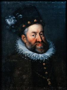 Holy Roman Emperor Rudolf II, c.1600 by Unknown Artist