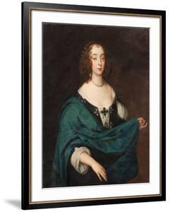 Mary Stewart, Duchess of Richmond and Lennox, c.1640 by Unknown Artist