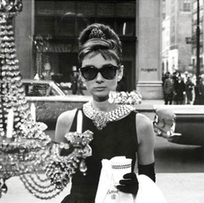 Audrey Hepburn – Window