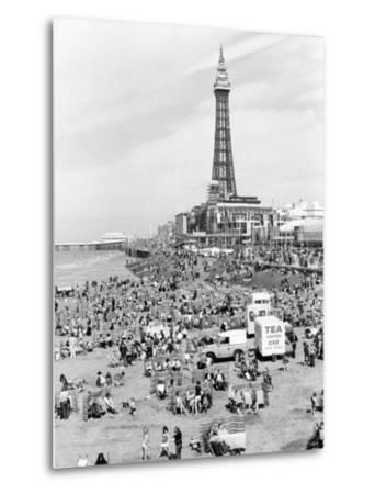 Blackpool tower, 1894
