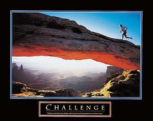 Challenge – Runner by Unknown