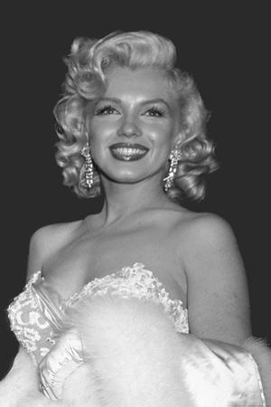 Marilyn Monroe, 1953 by Unknown