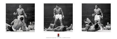 Muhammad Ali v. Sonny Liston by Unknown