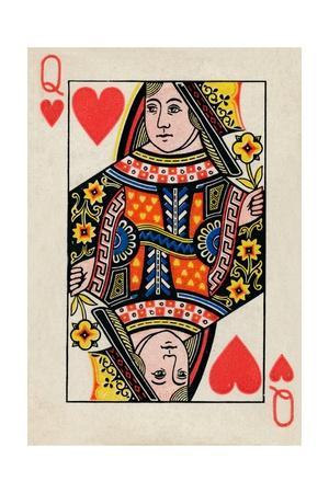 Queen of Hearts, 1925