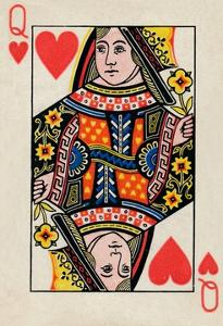 Queen of Hearts, 1925 by Unknown