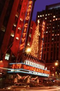 Radio City Music Hall by Unknown