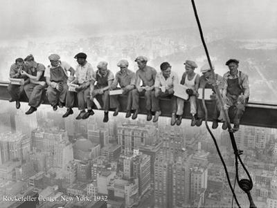 Rockefeller Center, 1932