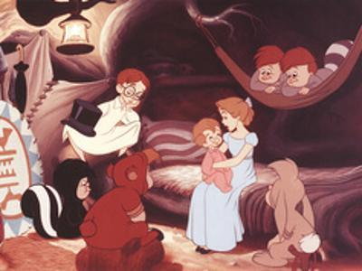 Walt Disney's Peter Pan: Wendy Sings a Lullaby by Unknown