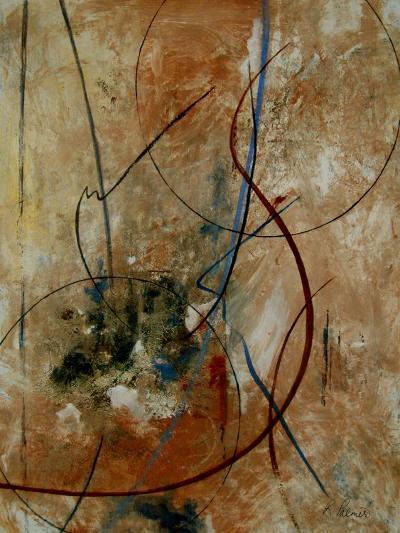 Unknown Zones-Ruth Palmer-Art Print