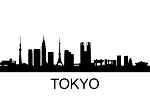 Tokyo Skyline by unkreatives