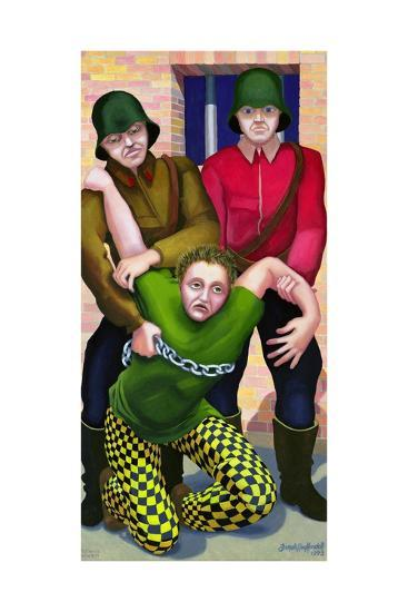 Unmerciful Servant 3, 1993-Dinah Roe Kendall-Giclee Print