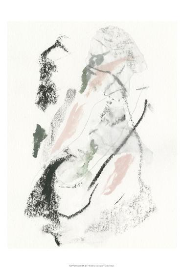 Unravel I-Victoria Borges-Art Print
