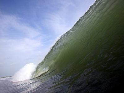 Unridden Wave at Popular Surfing Beach Playa Aserradores-Paul Kennedy-Photographic Print