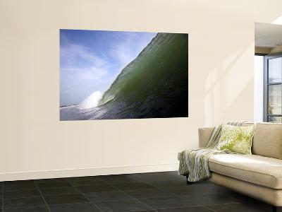 Unridden Wave at Popular Surfing Beach Playa Aserradores-Paul Kennedy-Wall Mural