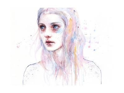 Unsaid Things-Agnes Cecile-Art Print
