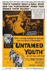 Untamed Youth, 1957