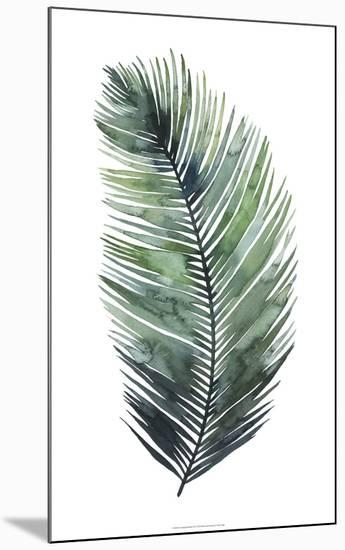 Untethered Palm VII-Grace Popp-Mounted Art Print