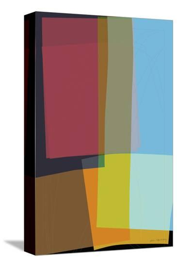 Untitled 101-William Montgomery-Stretched Canvas Print