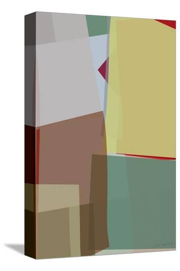 Untitled 115-William Montgomery-Stretched Canvas Print