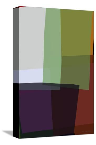 Untitled 14-William Montgomery-Stretched Canvas Print