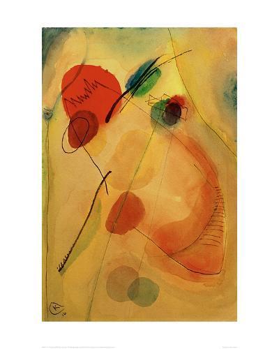 Untitled, 1916-Wassily Kandinsky-Giclee Print
