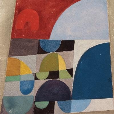 Untitled, 1920-Sophie Taeuber-Arp-Giclee Print