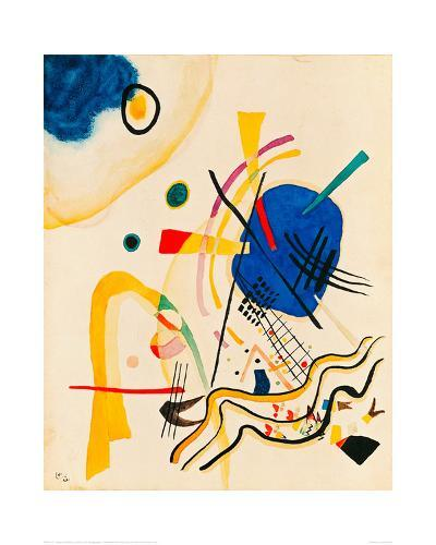 Untitled, 1921-Wassily Kandinsky-Giclee Print