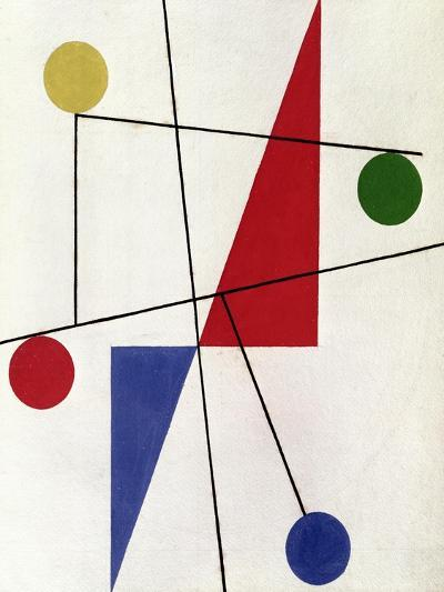 Untitled, 1932-Sophie Taeuber-Arp-Giclee Print