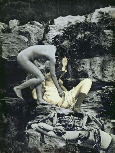 Untitled, 1936-Georges Hugnet-Giclee Print