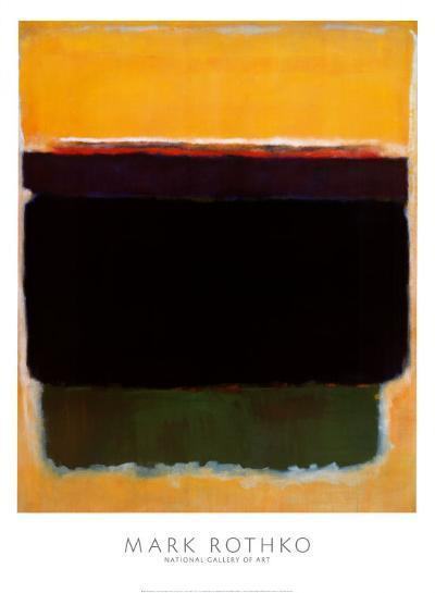 Untitled, 1949-Mark Rothko-Art Print