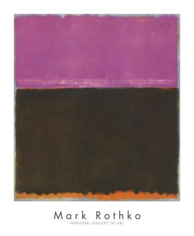 Untitled, 1953-Mark Rothko-Art Print