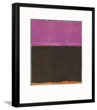 Untitled, 1953-Mark Rothko-Framed Art Print
