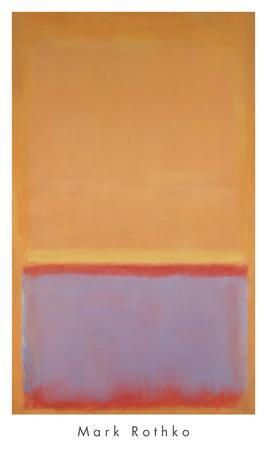 Untitled, 1954-Mark Rothko-Art Print